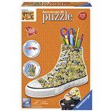 Ravensburger - 11262 - Puzzle - 3D - 108 Pièces - Sneaker Moi, Moche et Méchant 3