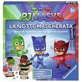 Ravensburger - 21355 - Jeu de Nuit masqué - PJ Masks