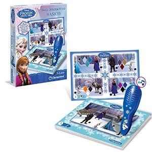 Disney Frozen-stylo interactif Clementoni 550364 version espagnole - Publicité