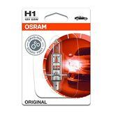 Osram OS64150-01B W3W 2,1X9,5 D 12V 3W 10, Orange, Blister individuel