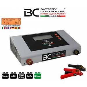 BC Battery Controller 700XPRO130-12 Chargeur de Batterie Professionnel et Stabilisateur de Tension avec Arrt Automatique - Publicité