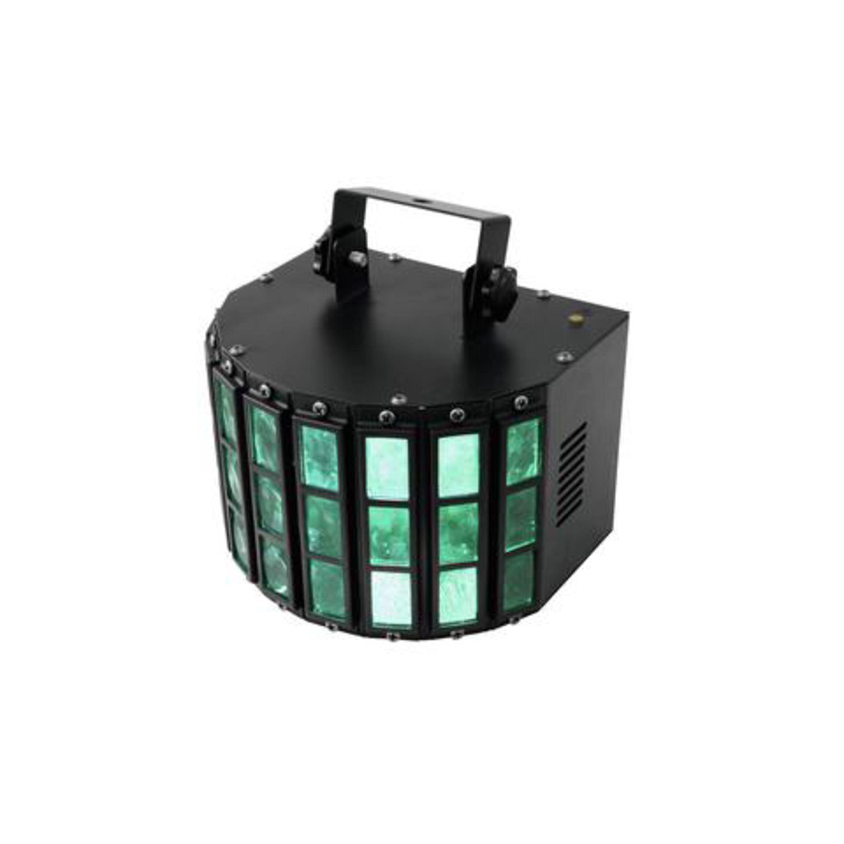 Eurolite LED Mini D-5 6 x 3-W-LED