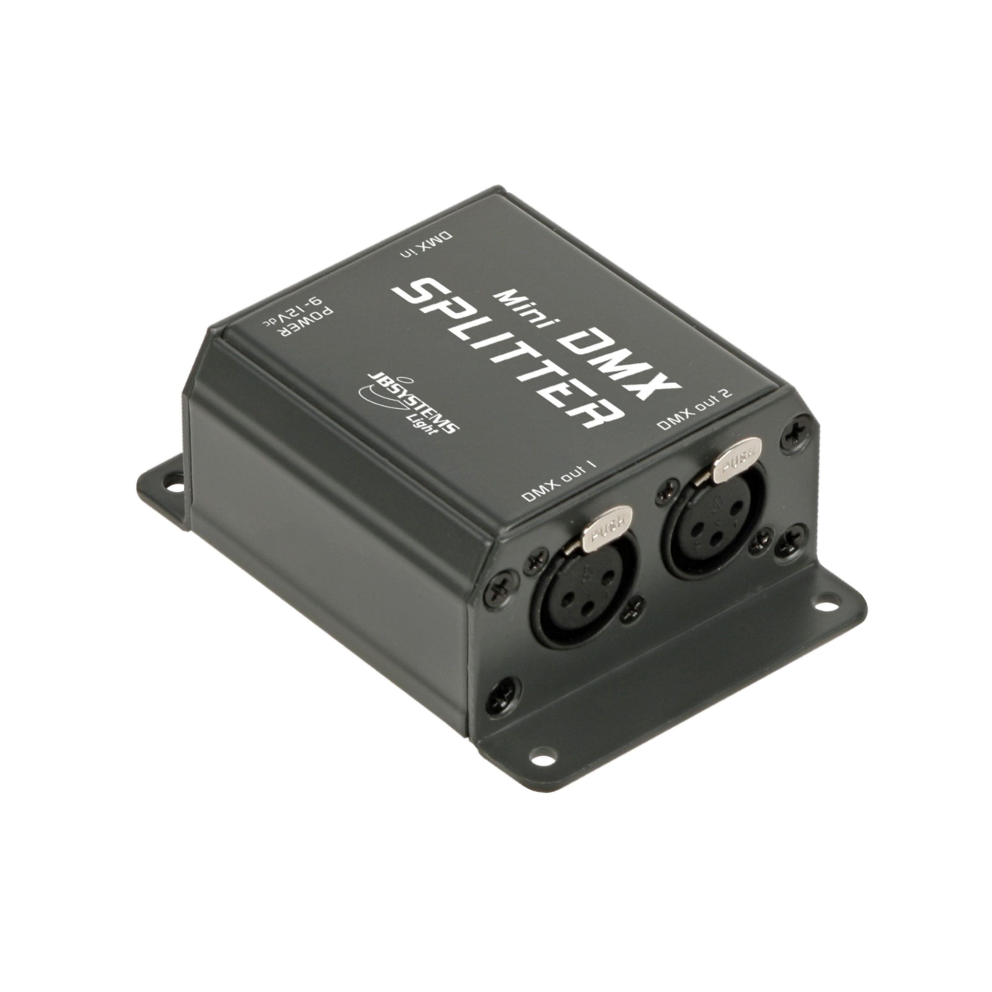 JB Systems Mini DMX-Splitter
