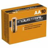 Duracell Piles industrielle 1,5V Mignon 10 P. ID1500 - anciennement ProCell