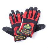 FerdyF. Handschuhe FerdyF. Defender Größe S, Farbe rot-schwarz