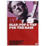Hot Licks Stu Hamm - Slap, Pop & Tap Hot Licks, DVD