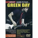Roadrock International Lick library - Green Day Learn to play (Guitar), DVD