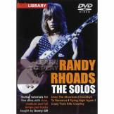 Roadrock International Lick Library: Learn To Play Randy Rhoads - The Solos DVD