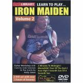 Roadrock International Lick Library: Learn To Play Iron Maiden 2