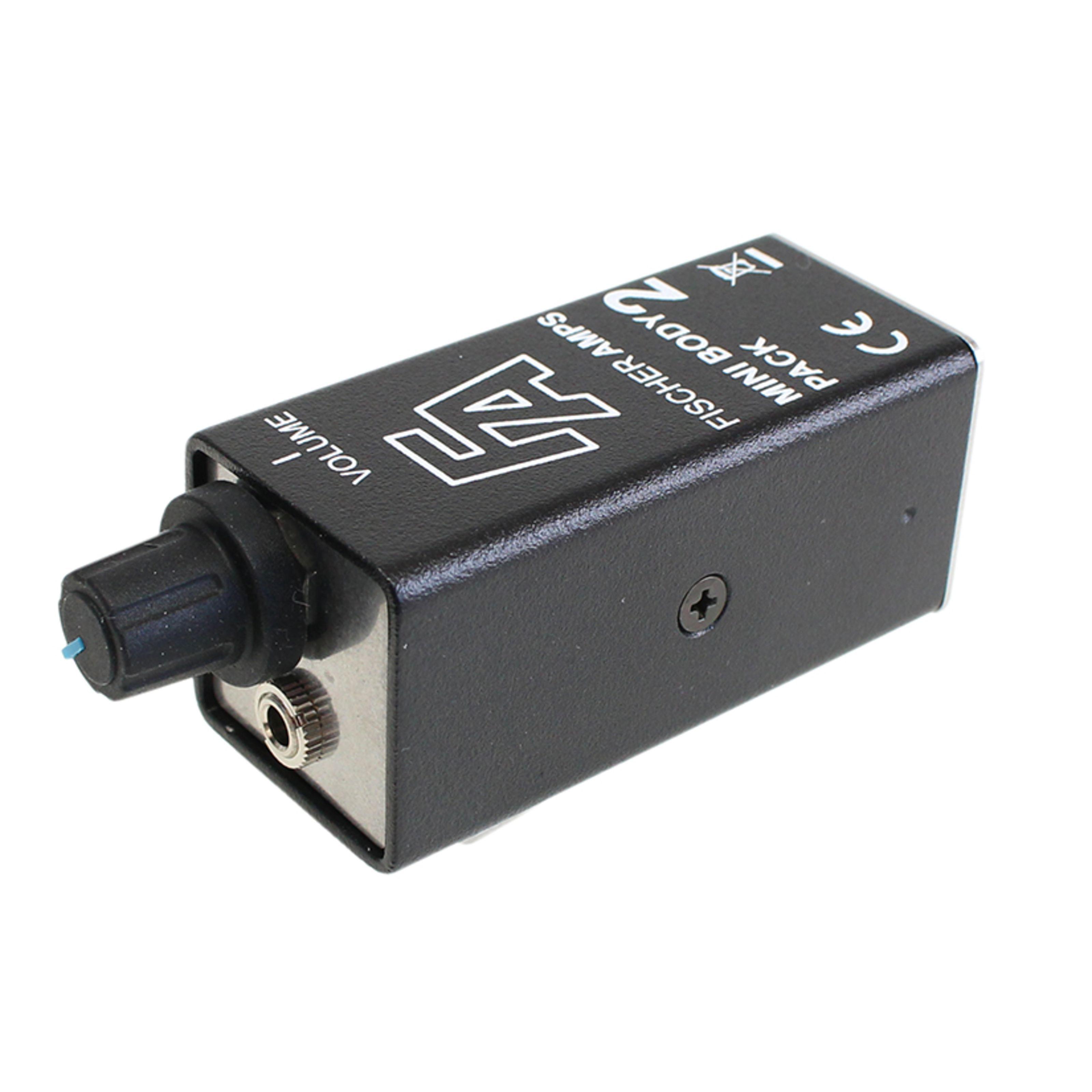 Fischer Amps Mini Body Pack 2