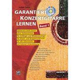 Alfred Music Garantiert Konzertgitarrre 1 Volker Saure, Buch/CD