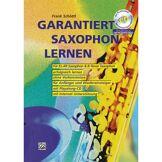 Alfred Music Garantiert Saxophon lernen