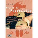 AMA Verlag Master Of Percussion Axel Schüler, Buch und CD