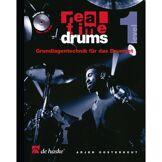 De Haske Real Time Drums 1 Arjen Oosterhout, mit CD