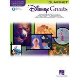 Hal Leonard Instrumental Play-Along: Disney Greats - Clarinet