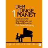 Lienau-Verlag Der junge Pianist 1 Richard Krentzlin