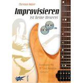 Tunesday Improvisieren i. keine Hexerei Schule E-Gitarre mit 2CDs