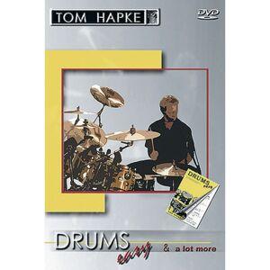Bosworth Music Hapke - Drums easy DVD