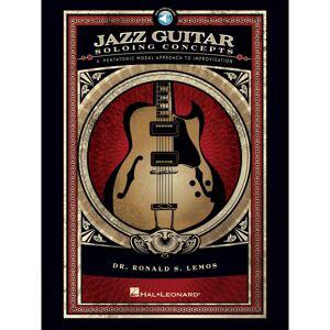 Hal Leonard Jazz Guitar Soloing Concepts