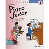 Schott Music Piano Junior: Klavierschule 2