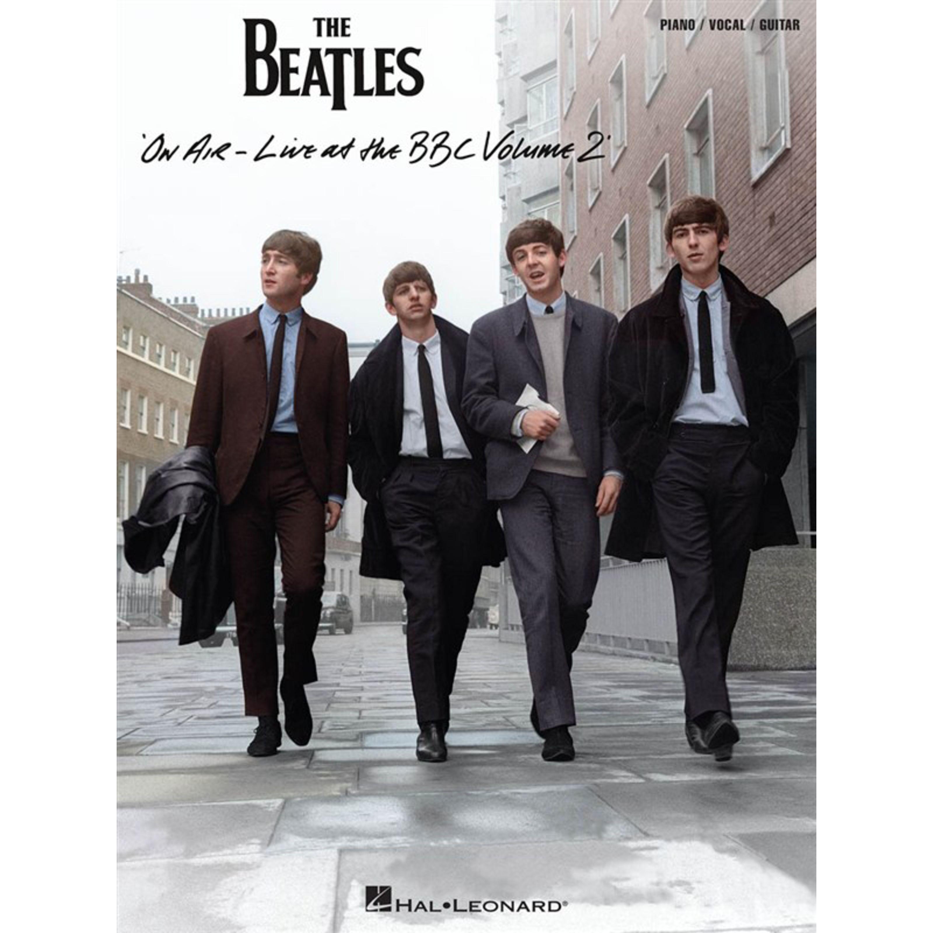 Hal Leonard The Beatles – On Air: Live at the BBC - Volume 2