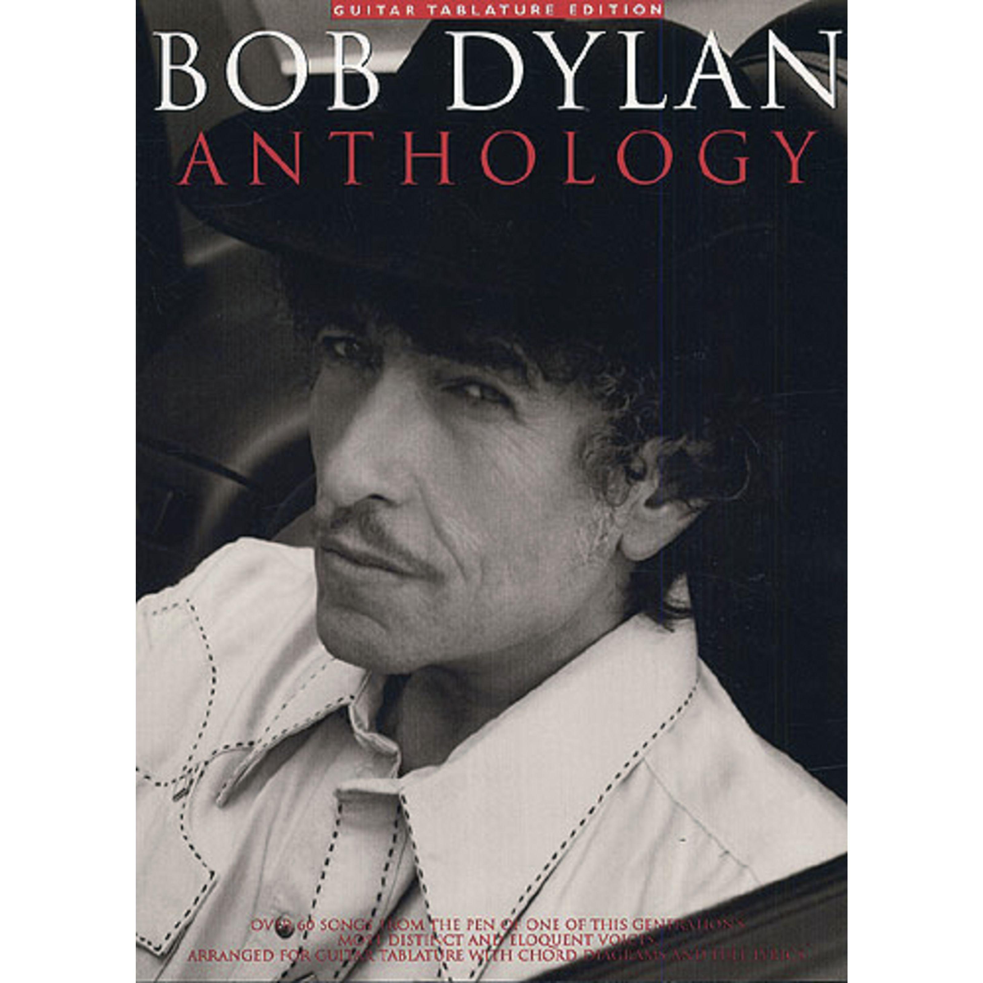 Music Sales Bob Dylan: Anthology
