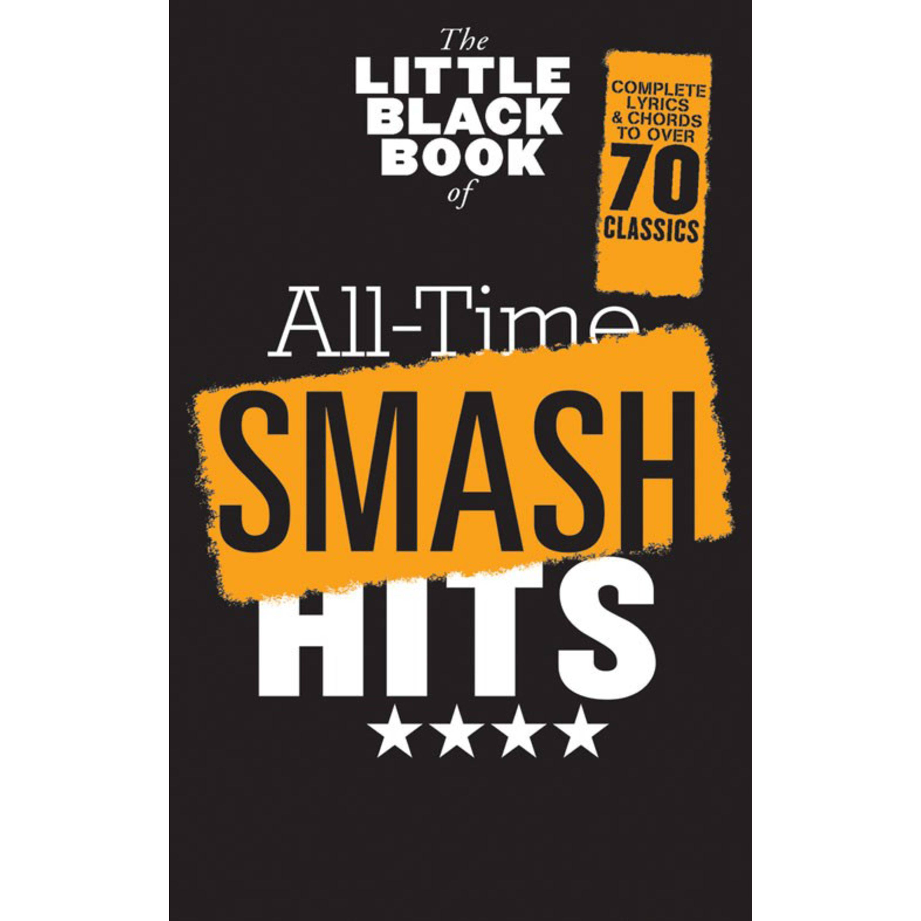 Wise Publications The Little Black Book Of All-Time Smash Hits