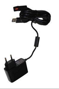 Microsoft Xbox 360 Kinect Sensor 13W adaptateur (12V, 1.08A)