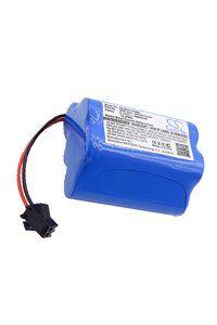 Sanyo MDF-U333 batterie (2000 mAh, Bleu)