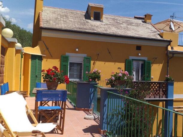 Italie: Celle Ligure