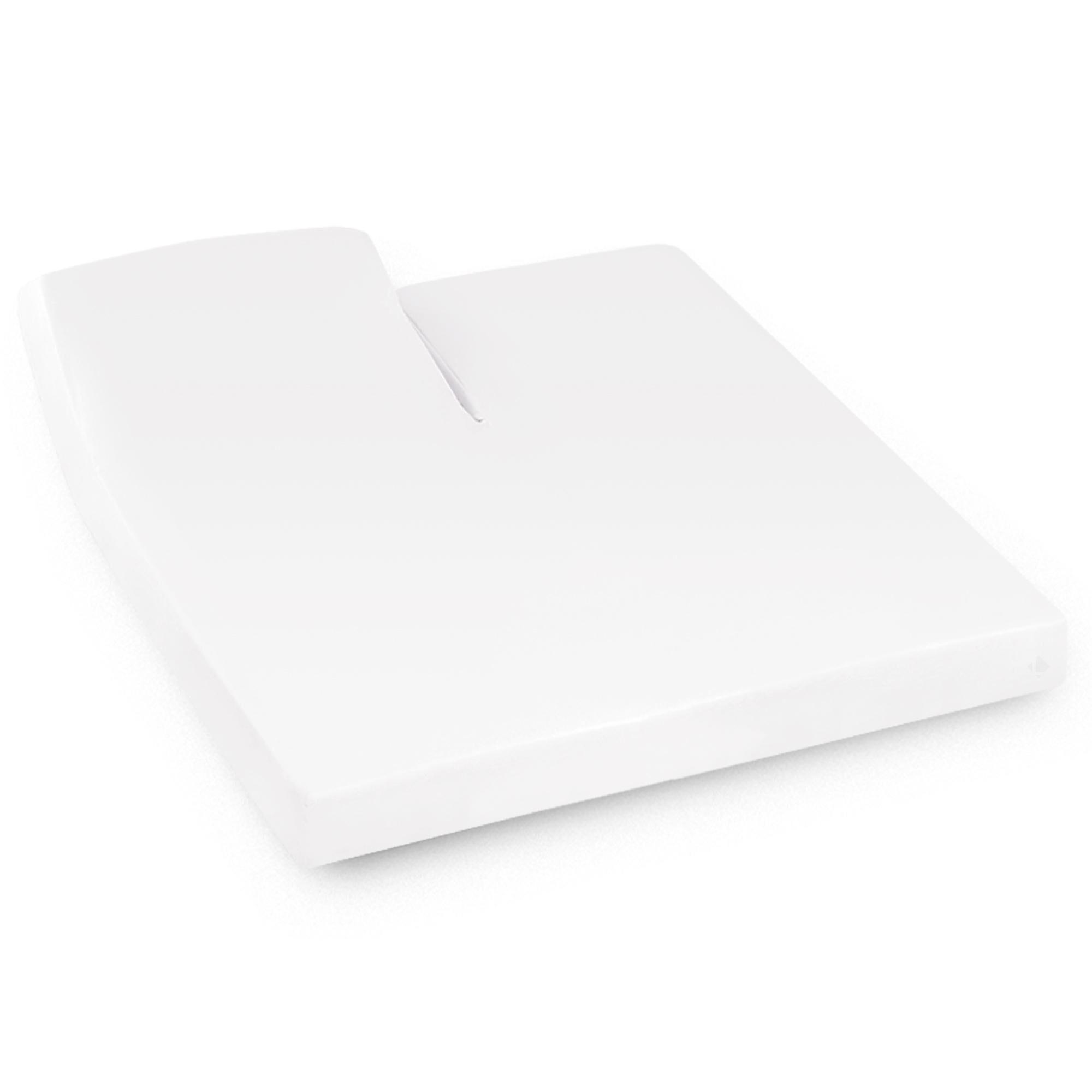 Linnea Protège matelas imperméable 2x80x210 cm lit articulé TR bonnet 40cm ARNON molleton 100% coton contrecollé polyuréthane