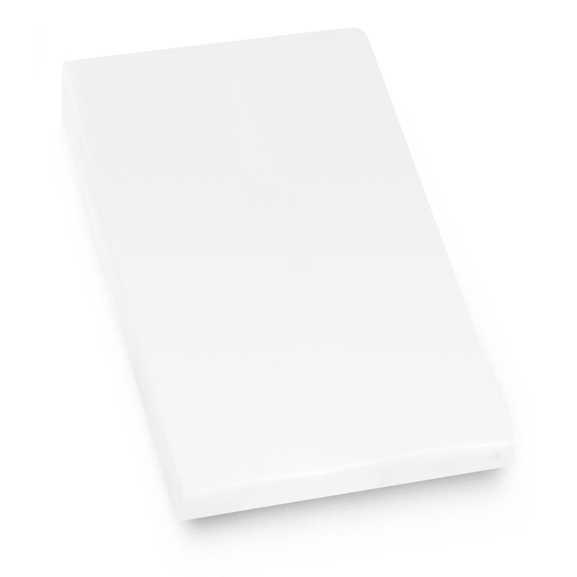 Linnea Protège matelas imperméable 60x120 cm bonnet 15cm ARNON molleton 100% coton contrecollé polyuréthane