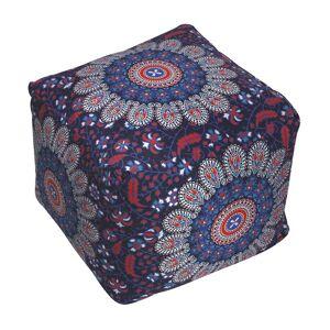 ESPIEL Πουφ Τετράγωνο ESPIEL 40x30εκ. KRO104 - ESPIEL - KRO104