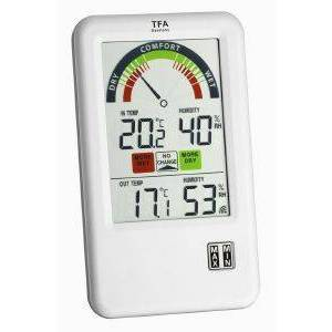 TFA 30.3045.IT BEL-AIR WIRELESS THERMO-HYGROMETER WITH VENTILATION TIP