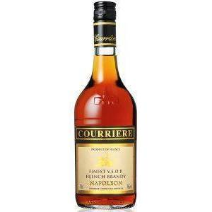 COURRIERE BRANDY COURRIERE NAPOLEON FINEST V.S.O.P. 700 ML