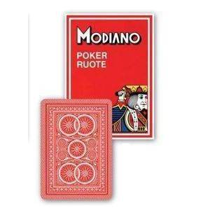 MODIANO ΤΡAΠΟΥΛΑ MODIANO RUOTE 99 ΚΟΚΚΙΝΟ