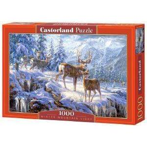CASTORLAND WINTER MOUNTAIN LIGHT CASTORLAND 1000 ΚΟΜΜΑΤΙΑ