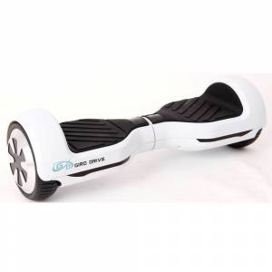 Fun Wheels HOVERBOARD 2X250W ΗΛΕΚΤΡΙΚΟ ΠΑΤΙΝΙ BALANCE 6.5 ΛΕΥΚΟ