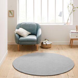 LA REDOUTE INTERIEURS Βαμβακερό στρογγυλό χαλί Renzo, μεγάλο μέγεθος