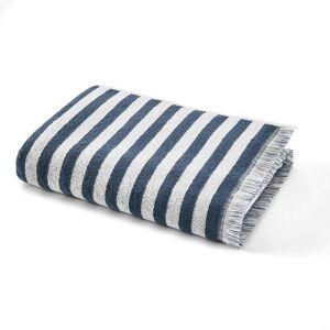 LA REDOUTE INTERIEURS Ριγέ πετσέτα προσώπου, Malia