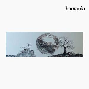 Homania Ελαιογραφία (50 x 4 x 150 cm) by Homania