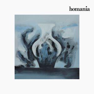 Homania Ελαιογραφία (80 x 4 x 80 cm) by Homania