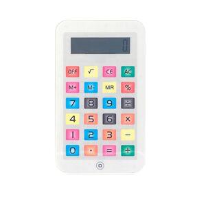 OEM Μικρή Αριθμομηχανή iTablet Λευκό