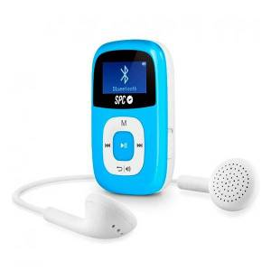 SPC Mp3 player SPC 8668A 8 GB BLUETOOTH RADIO FM Μπλε