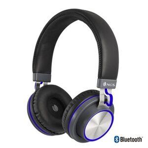 NGS Ακουστικά με Μικρόφωνο NGS Artica Patrol Blue ARTICA PATROL Μπλε