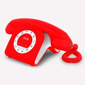 SPC Σταθερό Τηλέφωνο SPC 3609R Κόκκινο