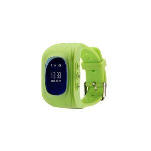 Aria Trade Έξυπνο ρολόι Smartwatch GPS Tracker για παιδιά σε πράσινο χρώμα, Q50 - Aria Trade