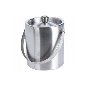 Excellent Houseware Παγοθήκη από Ανοξείδωτο ατσάλι χωρητικότητας 1L, 15x13 cm, Excellent Houseware Ice bucket - Excellent Houseware