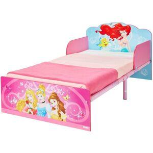 HelloHome Disney princess Παιδικό Μονό κρεβάτι Πριγκίπισσες διαστάσεων 42,5x77x143 εκατοστά - HelloHome
