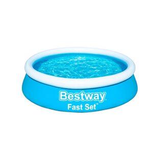Bestway Φουσκωτή Πισίνα Pool Fast χωρητικότητας 940lt, 1.83mx51cm, 57392 - Bestway